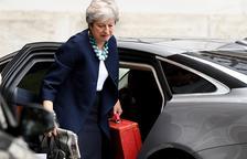 Rebelión entre los conservadores por el Brexit de May