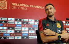 """Luis Enrique: """"Premis a Modric? Messi està al davant de tots"""""""