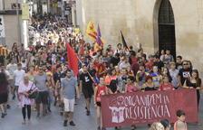 La izquierda independentista apela a la desobediencia civil