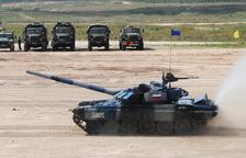 Rusia inicia las maniobras más importantes de su historia