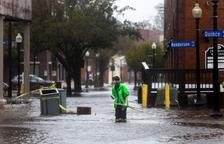 El huracan Florence causa inundaciones catastróficas en EEUU