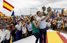 Rivera presenta a Barcelona la seua plataforma ciutadana