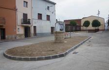 Réplica ornamental para la plaza del Pou de Vilagrassa