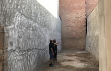 Aitona connecta el barri antic i suprimeix traves arquitectòniques