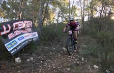 La Transisquella de BTT suspèn la prova per la prohibició d'utilitzar motos per garantir la seguretat dels ciclistes