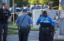 Un tiroteo deja varias víctimas en Maryland, en los EEUU