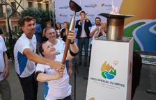 Special Olympics en marxa