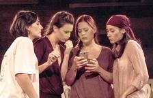 Cametes Teatre presenta 'Mireta tancada' hoy en Fondarella