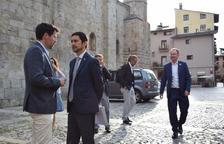 El Govern anuncia 3,5 milions per a la carretera de la Seu a Tuixent