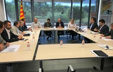Acord per impulsar un projecte per millorar la xarxa de camins del Pirineu