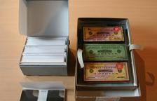 Restauran una colección de placas fotográficas de Aran de principios del XX