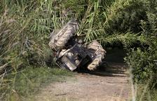 Fallece un vecino de Torrefarrera de 45 años al volcar su tractor