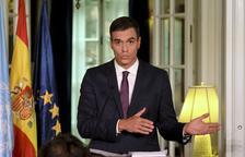 Sánchez asegura que su Gobierno es fuerte y no adelantará las elecciones