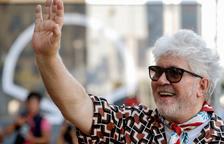 Almodóvar s'afegeix a Sant Sebastià a la desfilada d'estrelles