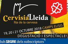 Cervisia 2018 - Fira de Lleida