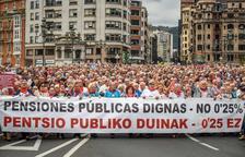 """El Govern central """"no es pot comprometre"""" a aprovar una pensió mínima de 1.080 euros"""