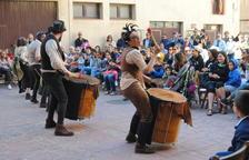 Música, fruta y tradiciones en la Fira de la Poma i Templers de Barbens