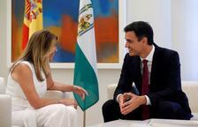 Susana Díaz avança les eleccions andaluses per buscar estabilitat