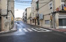 Cervera renovará la calle Victòria, una de las arterias de la ciudad