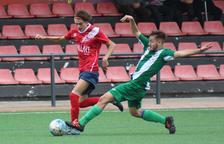 Cortasa y Castillo dan la victoria al Balaguer B