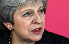 May está segura del acuerdo por el Brexit