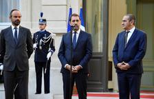 Macron canvia quatre ministres del seu Govern