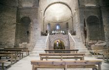 La llum arriba al monestir de Cellers al cap de mil anys