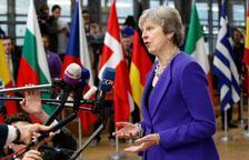 Els 27 estarien oberts a ampliar la transició del Brexit si ho demana May