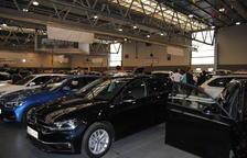 Firauto de Balaguer abre con la oferta de 200 vehículos y las primeras ventas