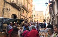 Masiva afluencia de público a la Fira del Bolet i el Boletaire de Solsona