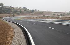 Acaba la esperada reforma de la carretera de Tàrrega a Sant Martí