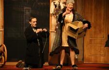 Una companyia toledana obre el concurs teatral de Mequinensa