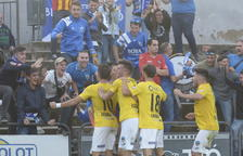 El Lleida suma la primera victòria de la temporada a domicili