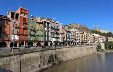 Balaguer restaura el 43% de las fachadas del centro histórico