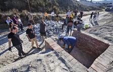 Construeixen un forn de guix a Ribera d'Ondara per impulsar-ne la producció