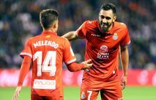 A l'Espanyol se li escapa la victòria