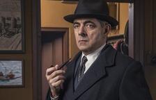 Enterrant Mr. Bean