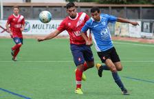 Balaguer B y Sant Guim se reparten los puntos