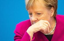 Merkel fixa la seua retirada de la política el 2021 i deixarà la presidència de la CDU