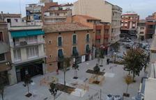 Les obres de reforma del centre urbà de Mollerussa, llestes aquesta setmana