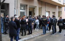Balaguer evita el desahucio de un centenar de familias en cuatro años