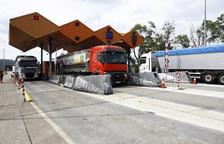 El transporte cancela la movilización tras un primer acuerdo