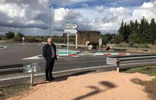 Les Borges mejora el acceso al cementerio