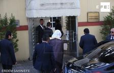 Khashoggi va ser escanyat al consolat i després esquarterat