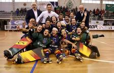 Vila-sana tiene campeona