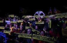 La Fiscalía pide 25 años de prisión para Junqueras y 17 para los Jordis por el 1-O