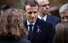 Sis detinguts sospitosos de planejar un atac contra Macron
