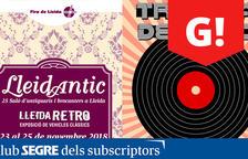 Fira Lleidantic i Trobada del Disc - Fira de Lleida