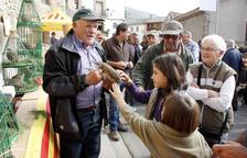 Més de 50 estands de perdius a la fira de Vilanova de Meià