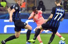 Dembélé irrita al Barça